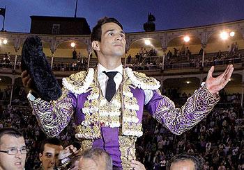 Manzanares puerta grande Las Ventas 18/05/2011