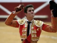 Matador de toros Daniel Luque