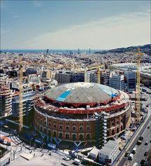 Plaza antigua de Barcelona