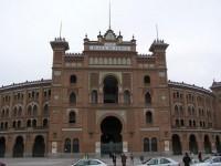 Plaza de toros Las Ventas de Madrid
