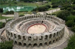 Plaza de toros de Arles
