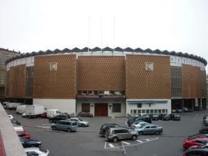 Plaza de toros de Vistalegre Bilbao