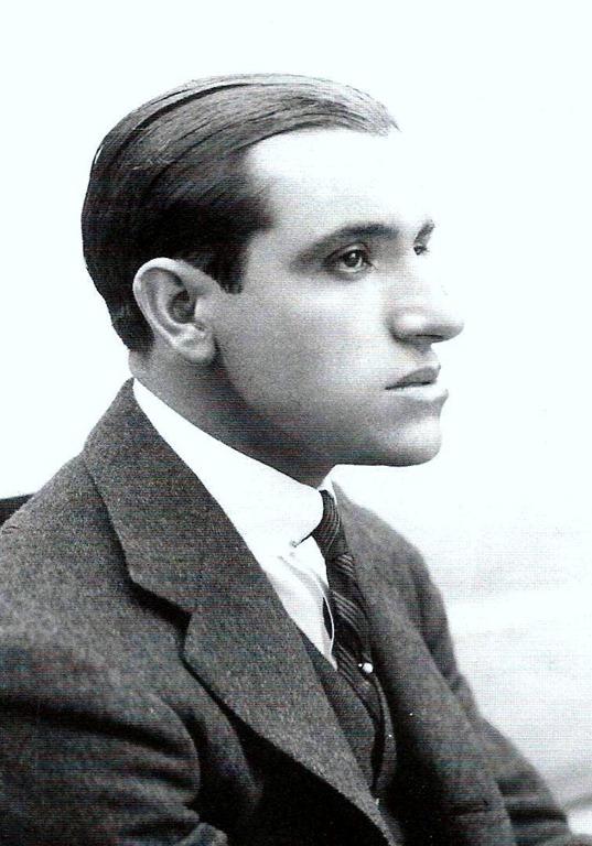 Juan Belmonte, matador de toros.