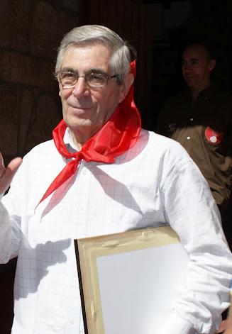 Luis Mariñas Presidente Peña Taurina de la Coruña