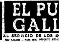 Portada del pueblo Gallego