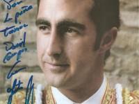 """felicitación de """"El Fandi"""" a la peña taurina David Campos por su 25 aniversario"""