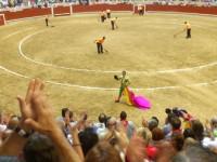Plaza de toros de pontevedra 12 agsoto 2012
