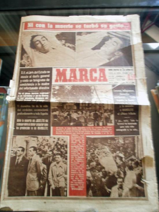 Portada Marca 31 Agosto 1947