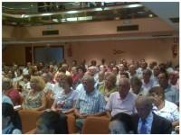Pregón taurino feria maría pita 2012