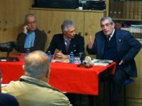 Antonio García Fernandez, Miguel Bienvenida y Luis Mariñas