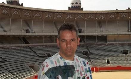 José Luis Cantos Torres biógrafo de la Monumental de Barcelona