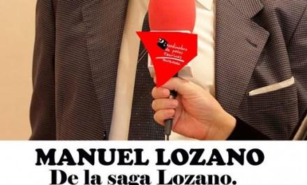 Charla coloquio con Manuel Lozano feria peregrina 2014
