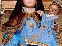 imagen Virgen Peregrina
