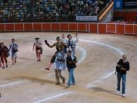 Abellán y Padilla a hombros coruña 2014