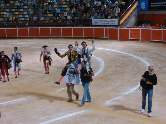 Feria de Coruña. Domingo 5 Octubre