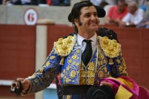 """matador de toros """"Morante de la Puebla"""""""