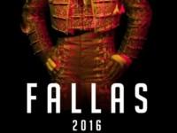 Cartel taurino fallas 2016