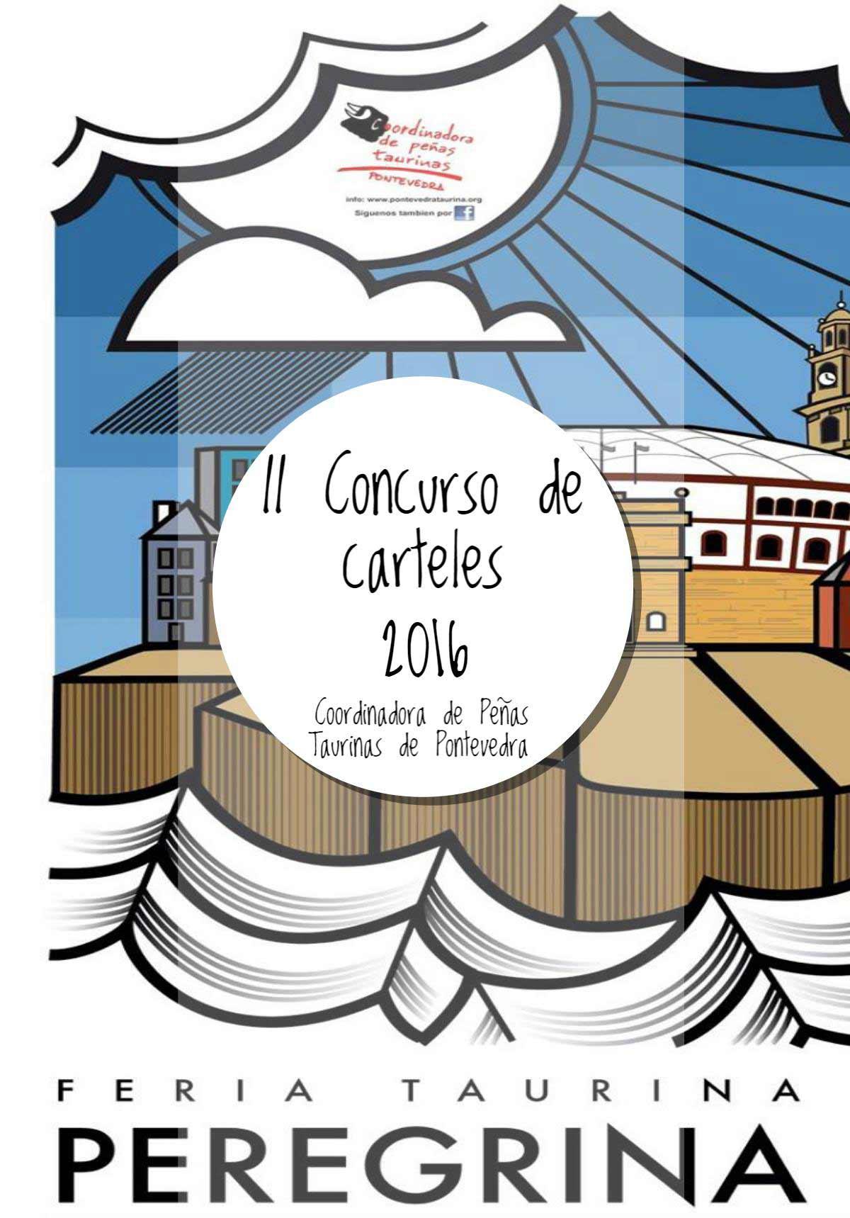 cartel-concurso-carteles-FERIA DE LA PEREGRINA-2016