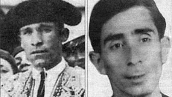 Banderilleros enterrados con Federico García Lorca