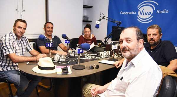 "tercera tertulia taurina ""Conversas na Ferrería"""
