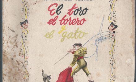 1946 EL TORO, EL TORERO Y EL GATO