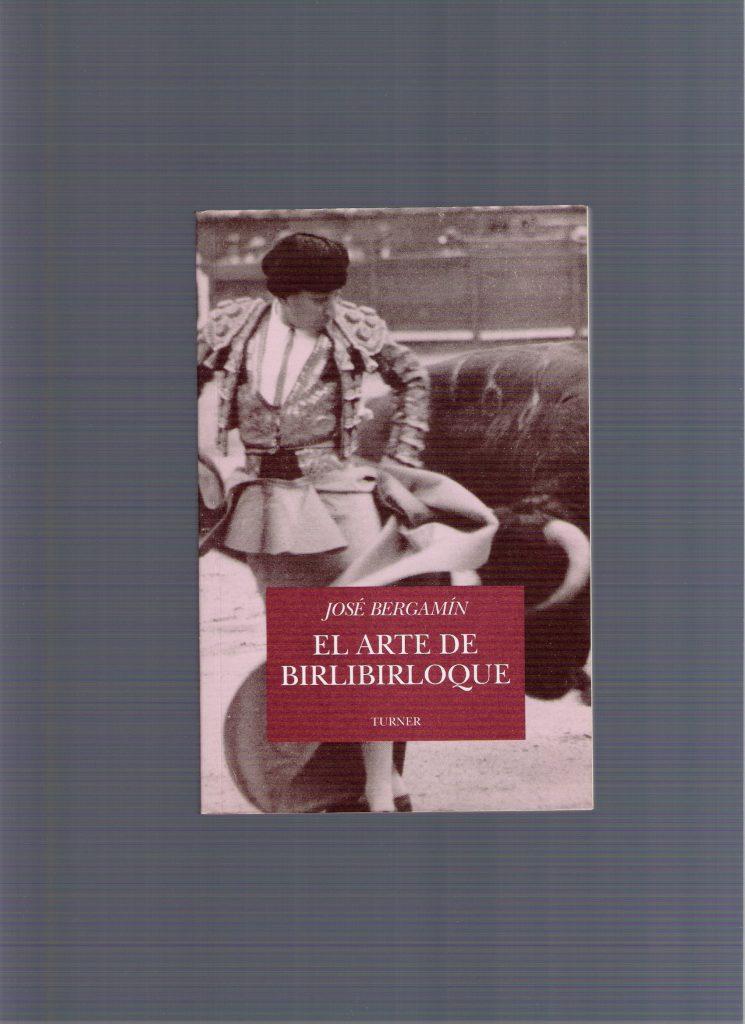 1994 EL ARTE DE BIRLIBIRLOQUE