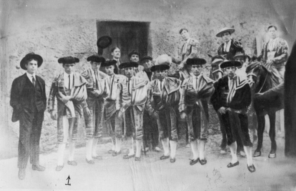 Barquerito 1916