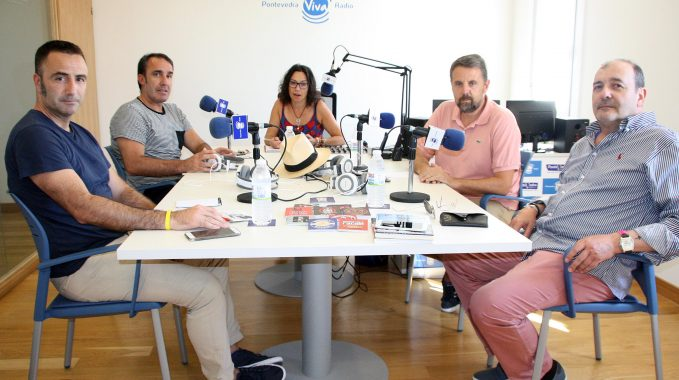 Ciclo taurino en Pontevedra Viva Radio (Segunda Tertulia)