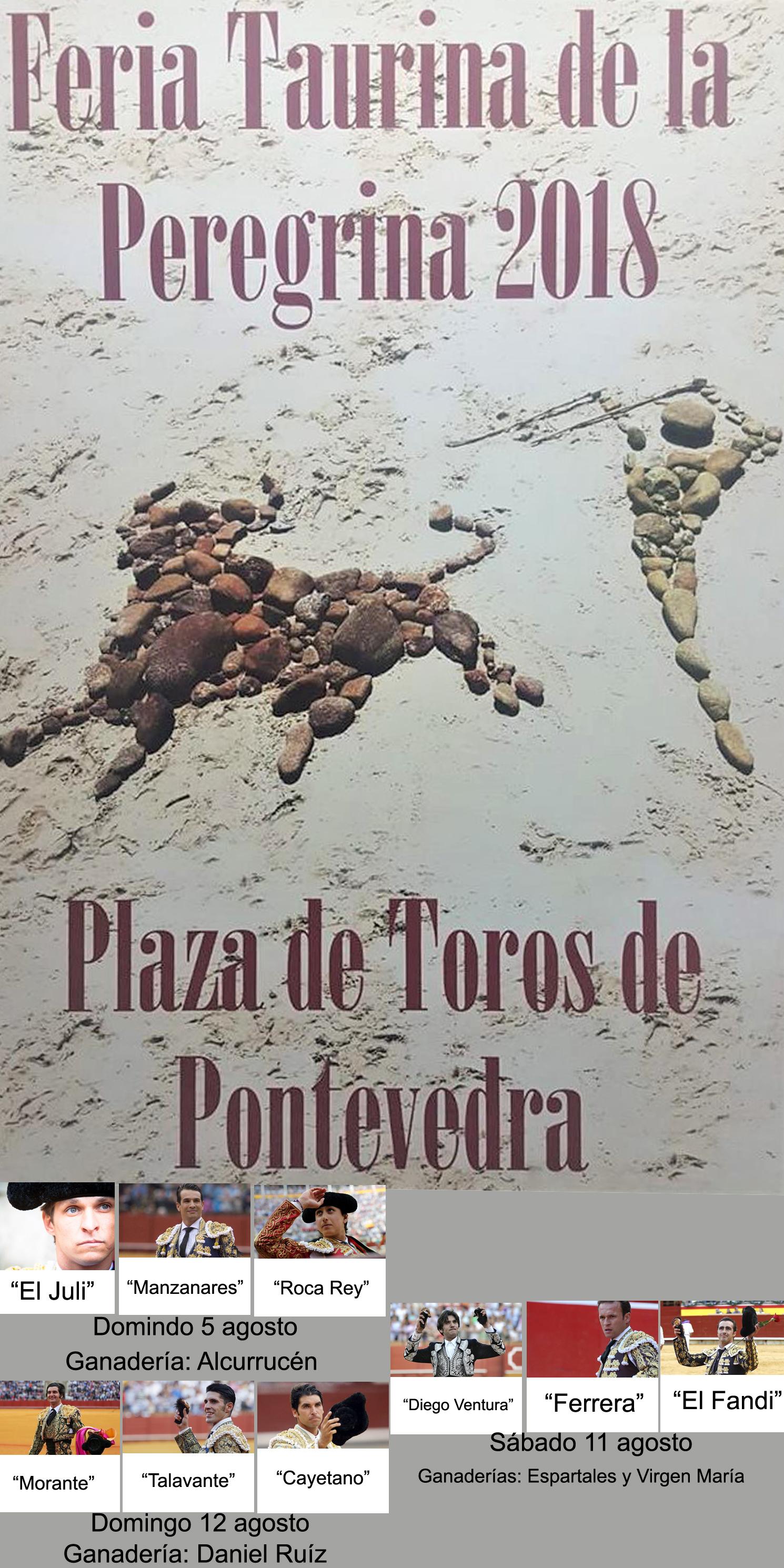 Peregrina 2018